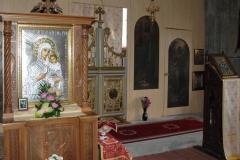Iconostasul Bisericii Constantin Brancoveanu - Berceni.