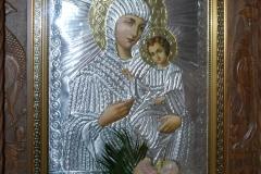 Icoana Maicii Domnului - Biserica Parohiei Constantin Brancoveanu.