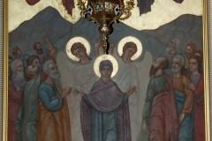 Inaltarea Domnului - Icoana din Biserica Parohiei Constantin Brancoveanu - Berceni.