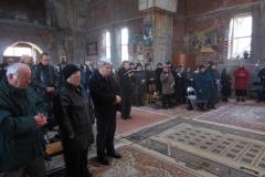Sfanta Liturghie - Biserica Constantin Brancoveanu - Berceni