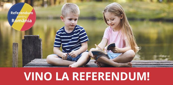 Lămuriri despre referendumul din 6-7 octombrie
